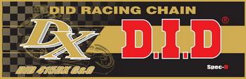 D.I.D Drive Chain 415DX G&G