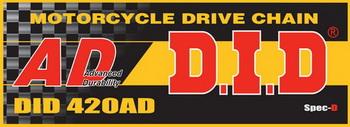 D.I.D Drive Chain 420AD