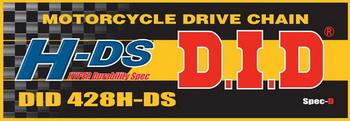 D.I.D Drive Chain 428HDS