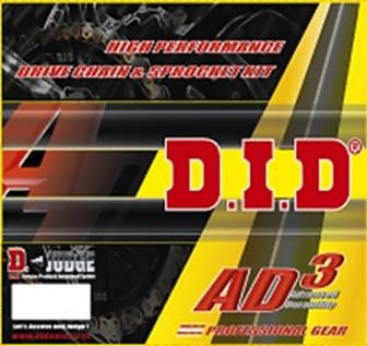 D.I.D KIT SET AD3