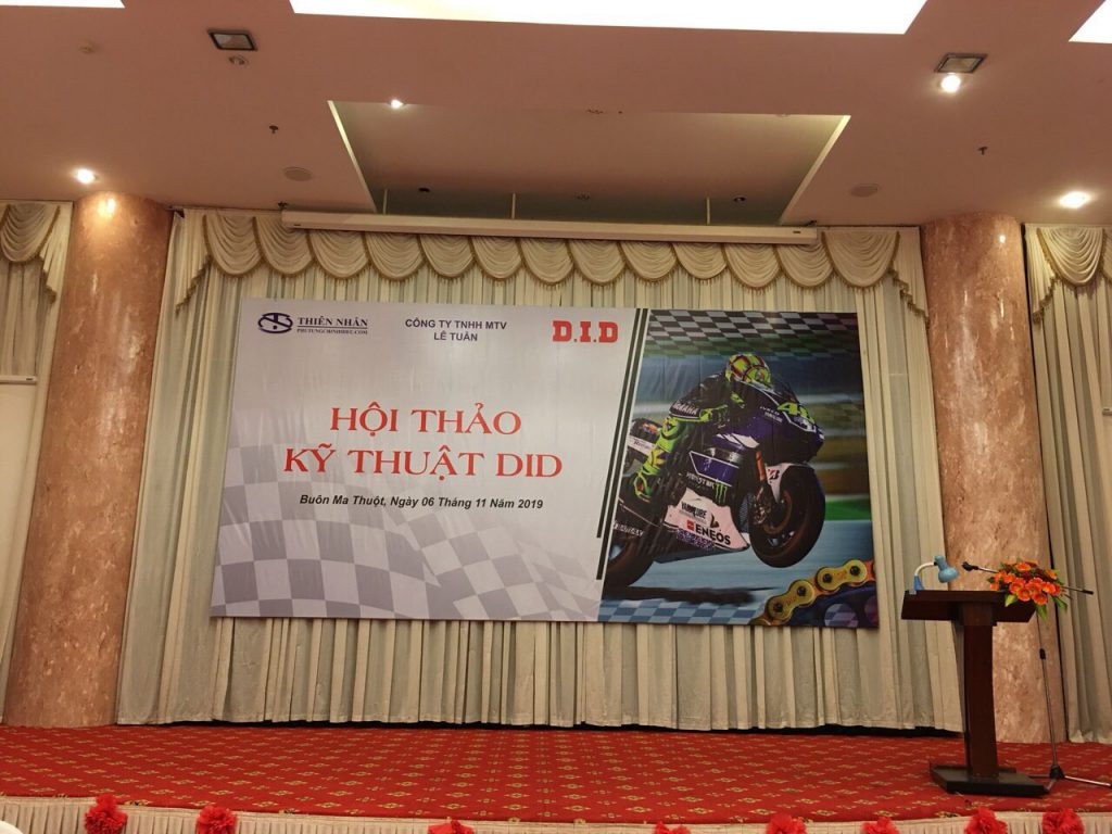 DID Asia Seminar at Buon Ma Thuot